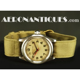 WWII BULOVA Wristwatch US...