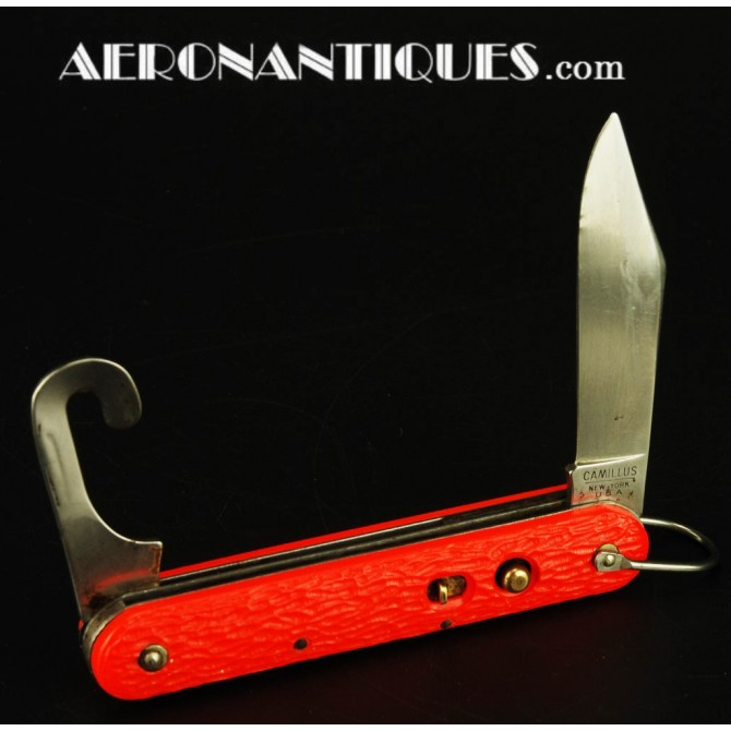 MC-1 Camillus Switchblade Survival  Knife US Navy Air Force Pilot
