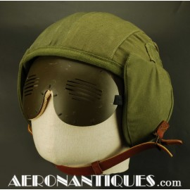 Bomber Pilot Flak Helmet M4...