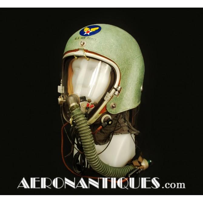 K-1 US Air Force High Altitude Pilot Flight Helmet