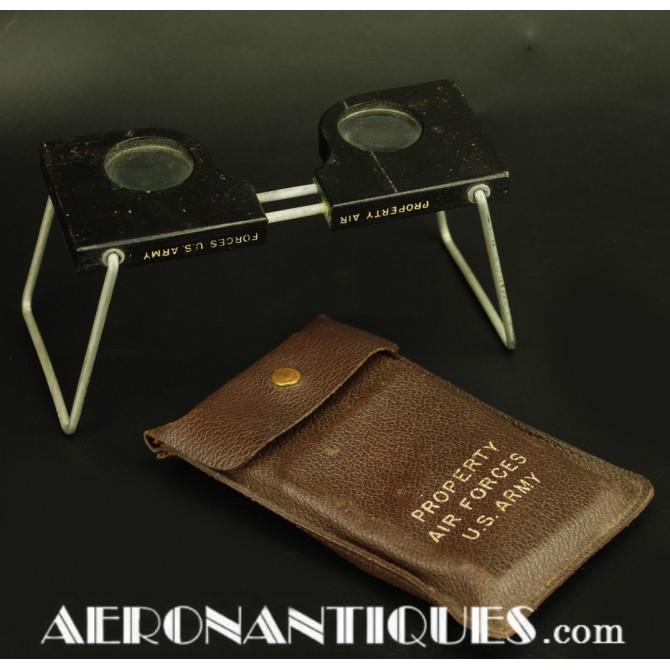 WWII US Army Air Force Stereoscope