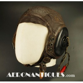 Leather Flying Helmet A-11...