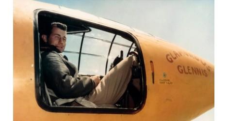 Le BELL X-1 le passage du mur du son pour les américains avec Chuck Yeager aux commandes
